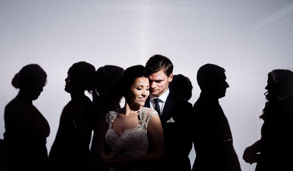 Ryan and Meghan's wedding in Toronto, Ontario