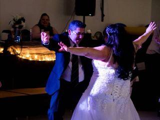 The wedding of Tina and Chris  2