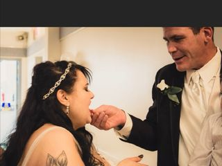 The wedding of Tina and Chris  3