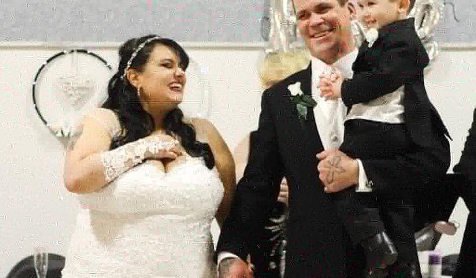 Chris  and Tina's wedding in Edmonton, Alberta