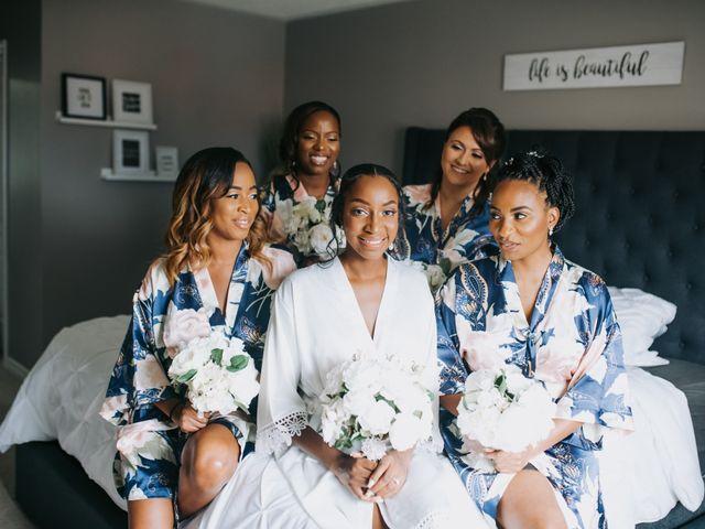 Dwyane and Stephanie's wedding in Toronto, Ontario 20