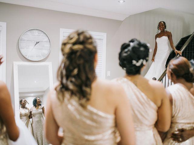 Dwyane and Stephanie's wedding in Toronto, Ontario 44