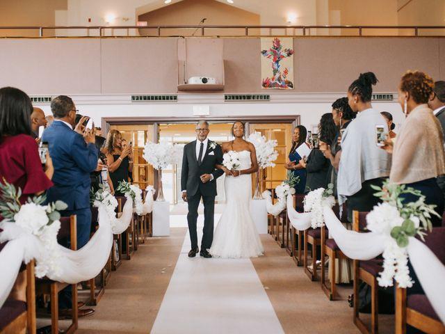 Dwyane and Stephanie's wedding in Toronto, Ontario 57