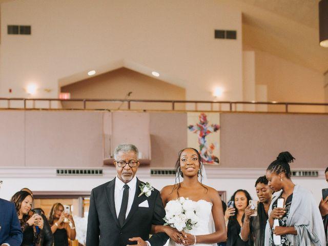 Dwyane and Stephanie's wedding in Toronto, Ontario 60
