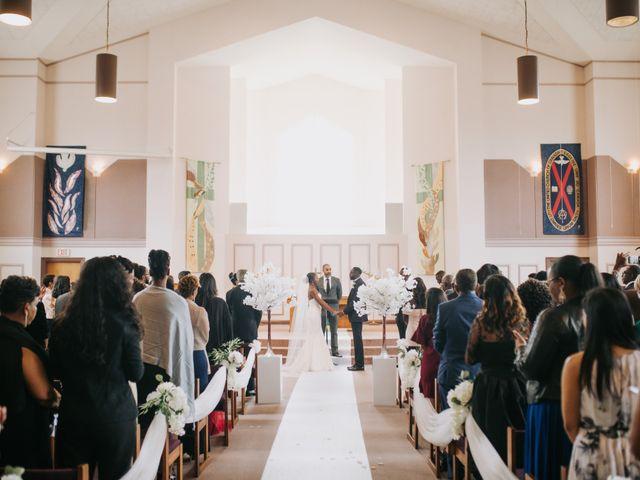 Dwyane and Stephanie's wedding in Toronto, Ontario 62