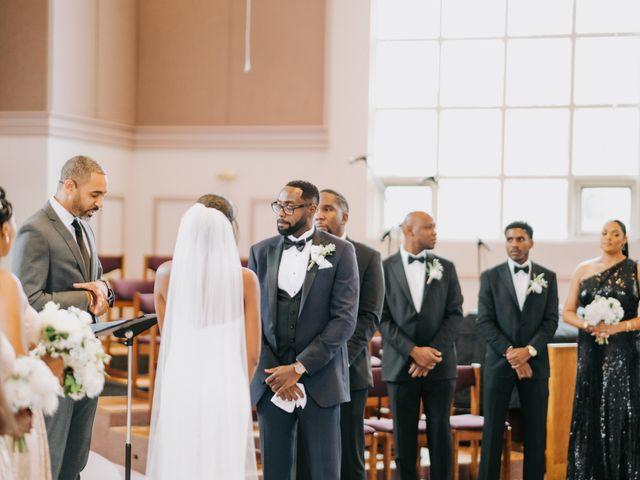 Dwyane and Stephanie's wedding in Toronto, Ontario 63