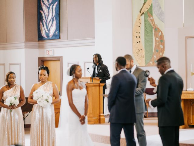 Dwyane and Stephanie's wedding in Toronto, Ontario 74