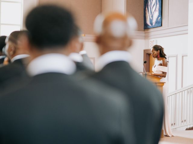 Dwyane and Stephanie's wedding in Toronto, Ontario 75