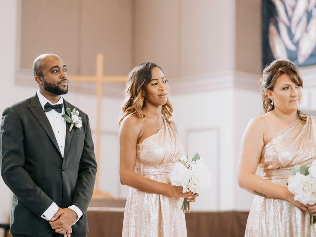 Dwyane and Stephanie's wedding in Toronto, Ontario 78
