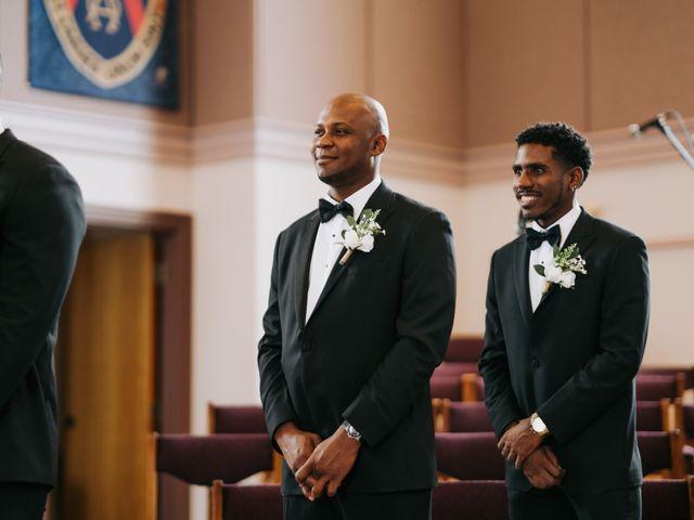Dwyane and Stephanie's wedding in Toronto, Ontario 84