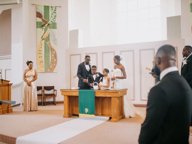 Dwyane and Stephanie's wedding in Toronto, Ontario 88