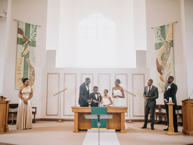 Dwyane and Stephanie's wedding in Toronto, Ontario 89