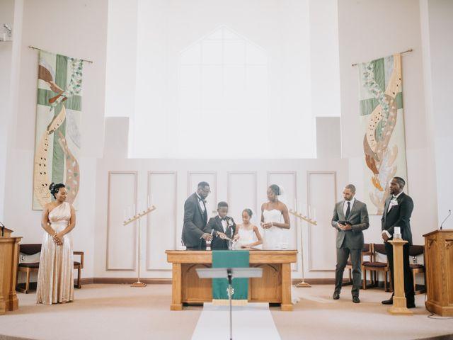 Dwyane and Stephanie's wedding in Toronto, Ontario 90