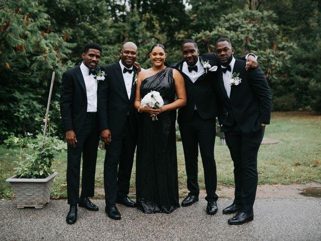 Dwyane and Stephanie's wedding in Toronto, Ontario 101