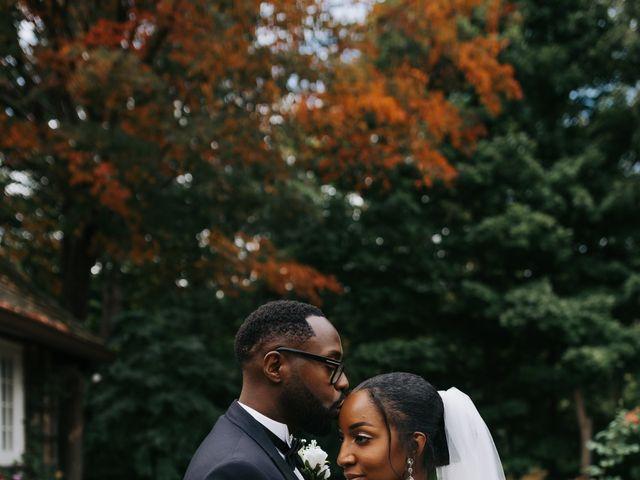 Dwyane and Stephanie's wedding in Toronto, Ontario 108