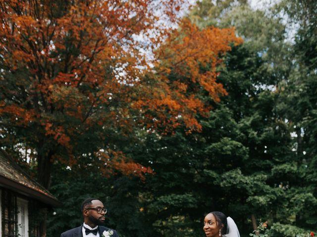 Dwyane and Stephanie's wedding in Toronto, Ontario 109