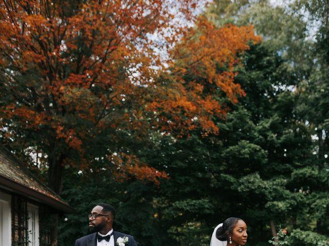 Dwyane and Stephanie's wedding in Toronto, Ontario 110