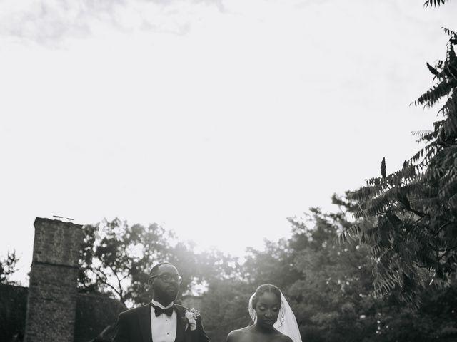 Dwyane and Stephanie's wedding in Toronto, Ontario 112