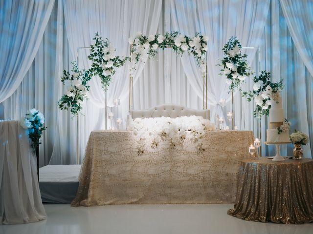 Dwyane and Stephanie's wedding in Toronto, Ontario 113