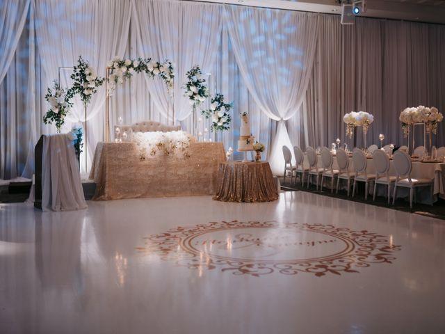 Dwyane and Stephanie's wedding in Toronto, Ontario 114