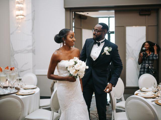 Dwyane and Stephanie's wedding in Toronto, Ontario 120