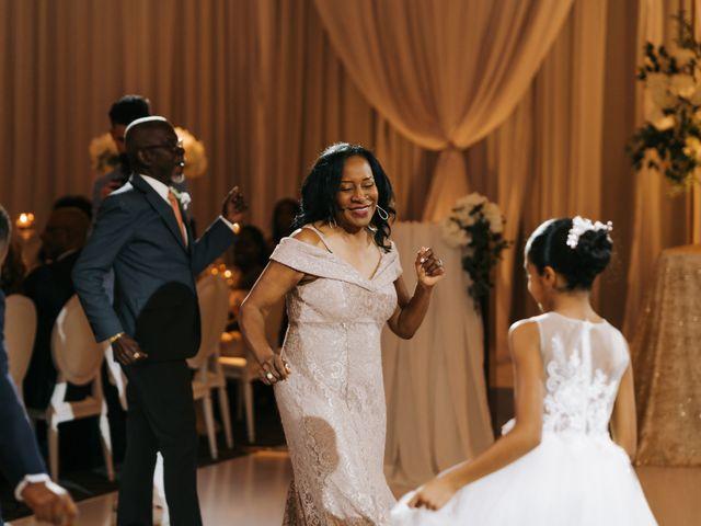 Dwyane and Stephanie's wedding in Toronto, Ontario 123