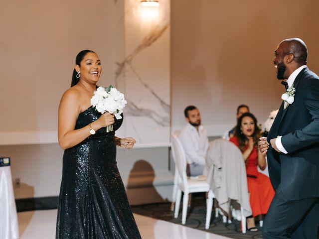 Dwyane and Stephanie's wedding in Toronto, Ontario 128