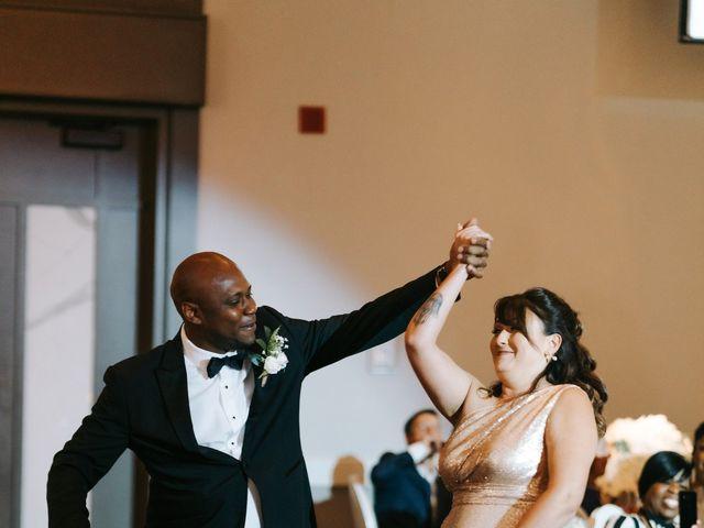 Dwyane and Stephanie's wedding in Toronto, Ontario 130