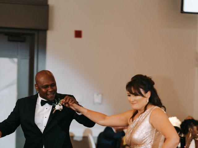 Dwyane and Stephanie's wedding in Toronto, Ontario 131
