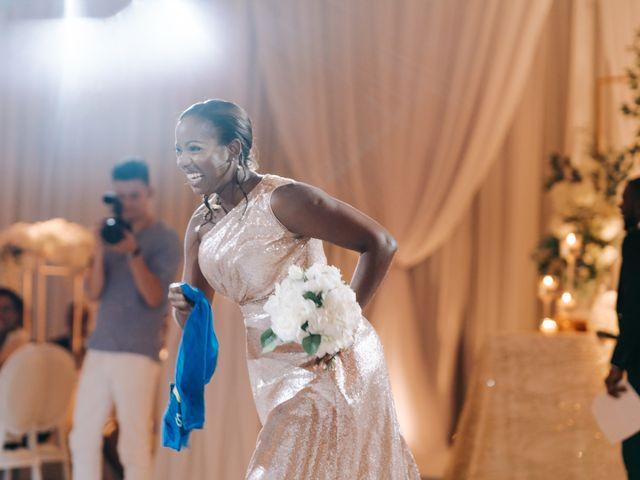 Dwyane and Stephanie's wedding in Toronto, Ontario 133