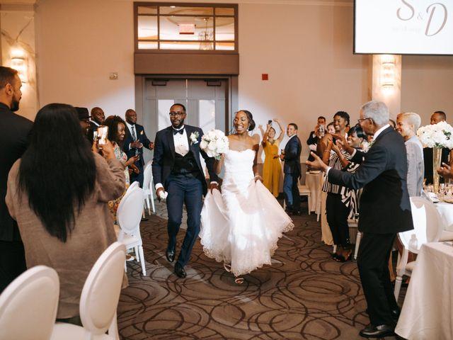 Dwyane and Stephanie's wedding in Toronto, Ontario 136