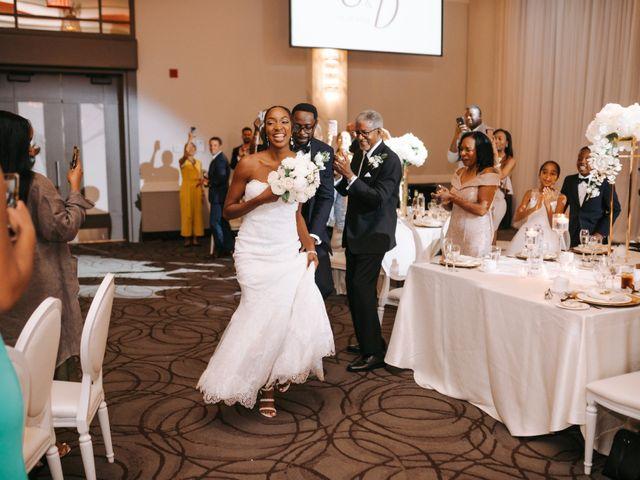 Dwyane and Stephanie's wedding in Toronto, Ontario 137