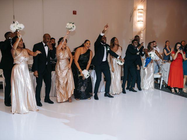 Dwyane and Stephanie's wedding in Toronto, Ontario 138