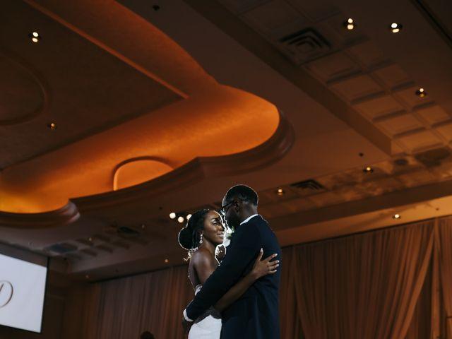 Dwyane and Stephanie's wedding in Toronto, Ontario 141