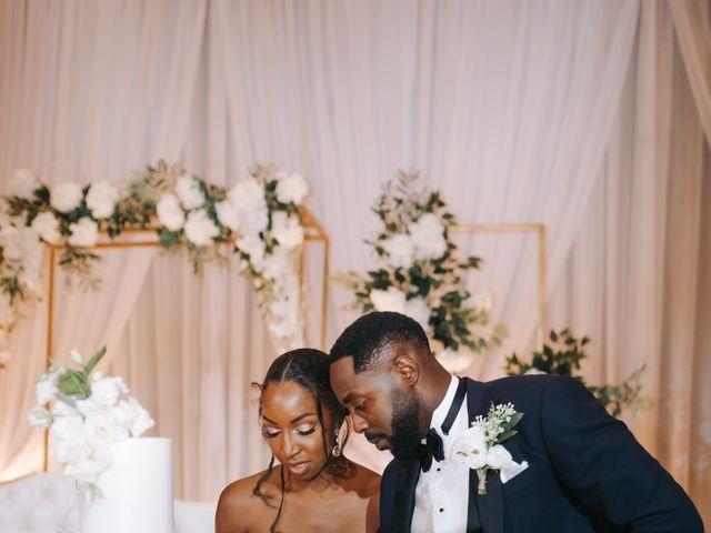Dwyane and Stephanie's wedding in Toronto, Ontario 144