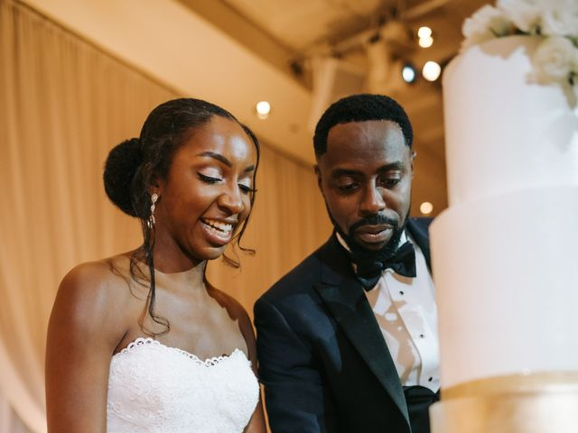 Dwyane and Stephanie's wedding in Toronto, Ontario 145