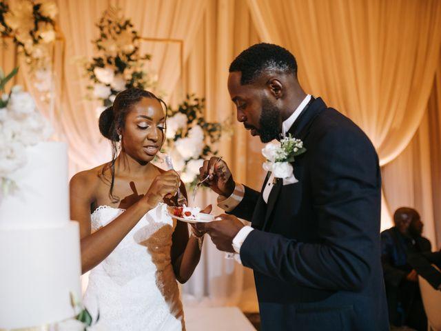 Dwyane and Stephanie's wedding in Toronto, Ontario 146