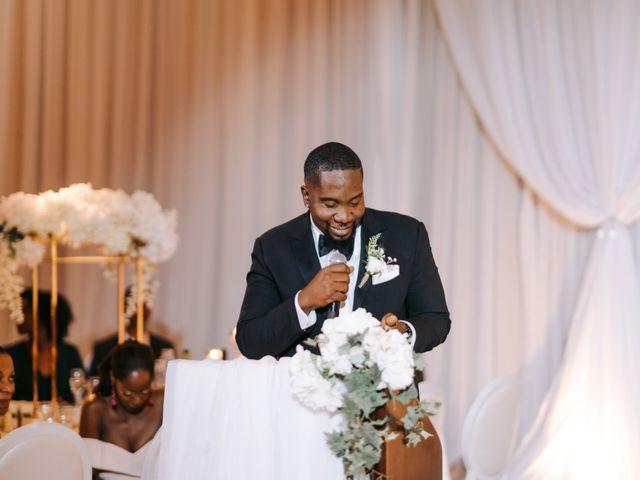 Dwyane and Stephanie's wedding in Toronto, Ontario 148