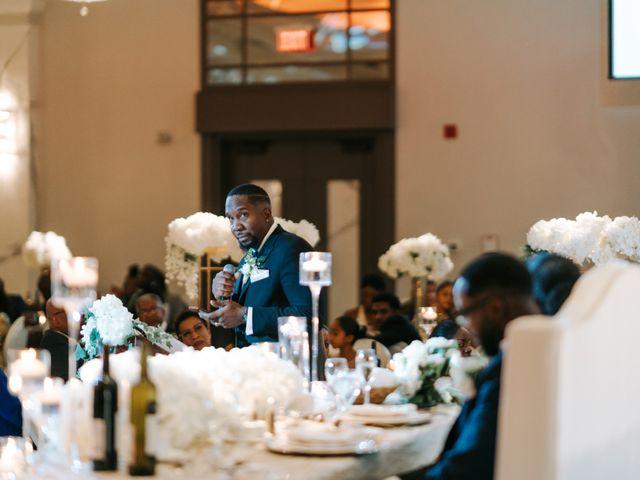Dwyane and Stephanie's wedding in Toronto, Ontario 149