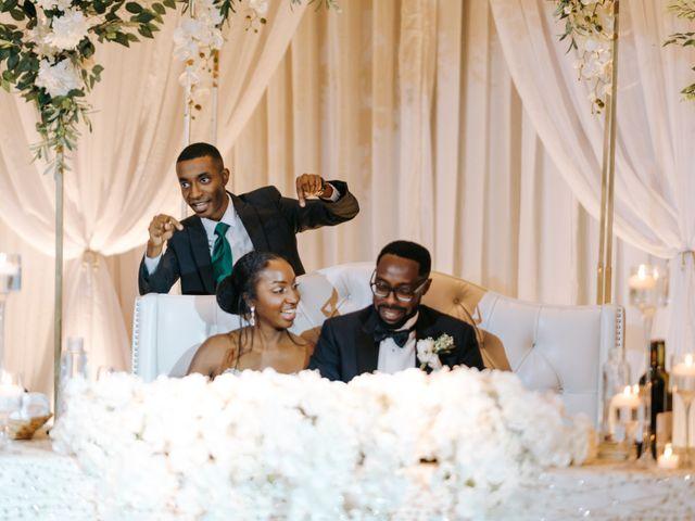 Dwyane and Stephanie's wedding in Toronto, Ontario 156