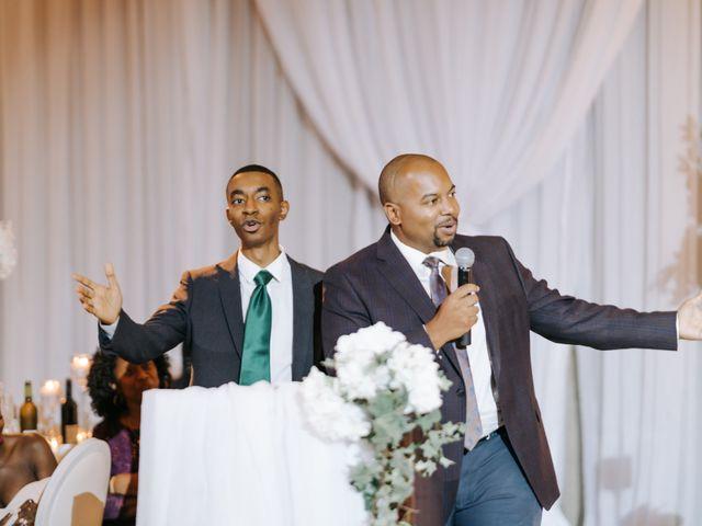Dwyane and Stephanie's wedding in Toronto, Ontario 158