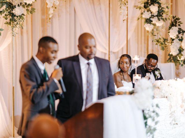 Dwyane and Stephanie's wedding in Toronto, Ontario 160
