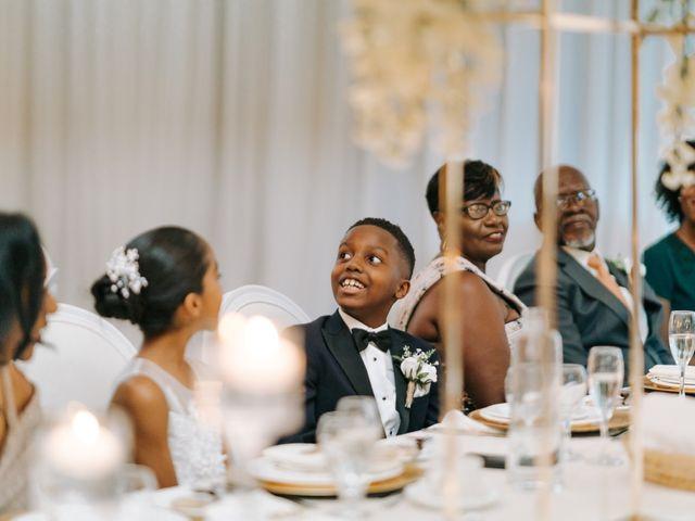 Dwyane and Stephanie's wedding in Toronto, Ontario 161