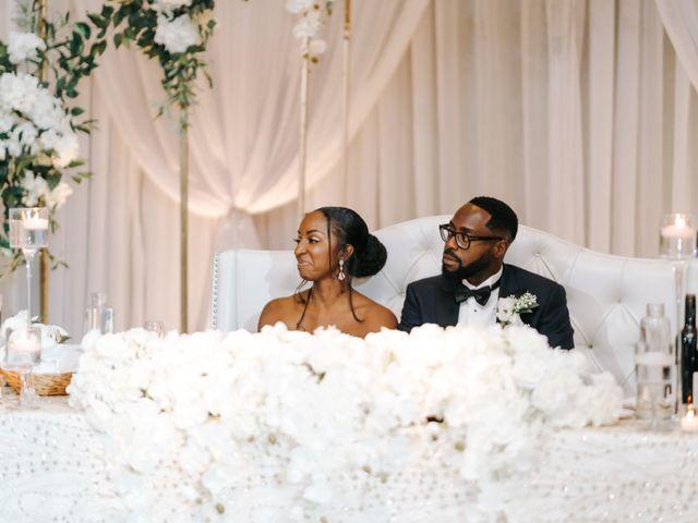 Dwyane and Stephanie's wedding in Toronto, Ontario 162