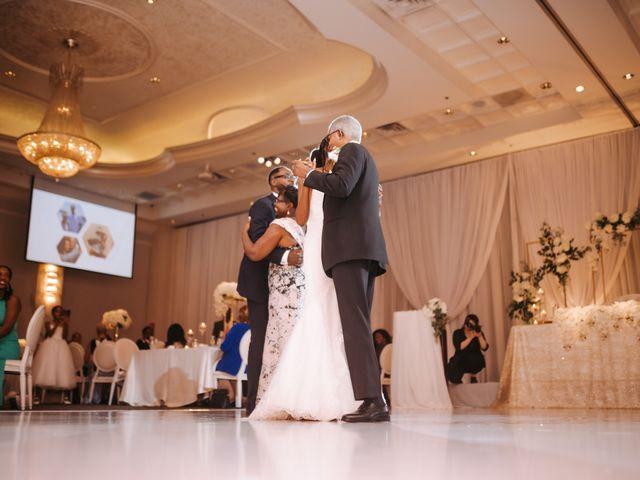 Dwyane and Stephanie's wedding in Toronto, Ontario 169