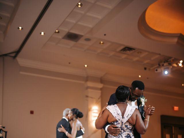 Dwyane and Stephanie's wedding in Toronto, Ontario 171