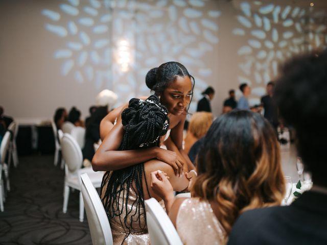 Dwyane and Stephanie's wedding in Toronto, Ontario 174