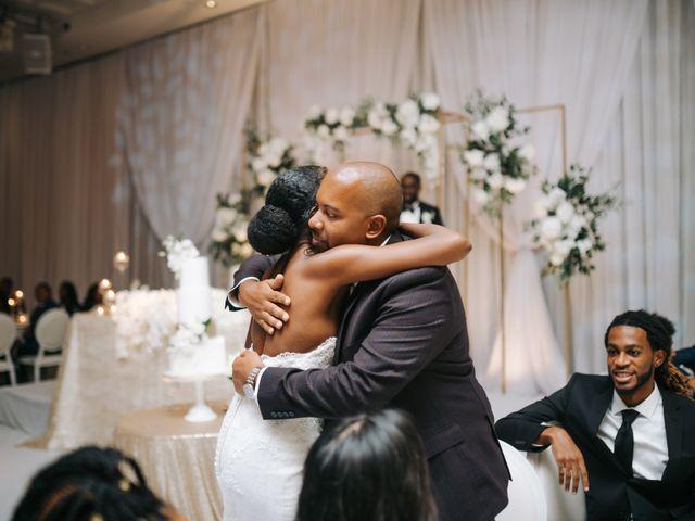 Dwyane and Stephanie's wedding in Toronto, Ontario 175