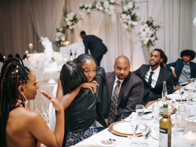 Dwyane and Stephanie's wedding in Toronto, Ontario 176