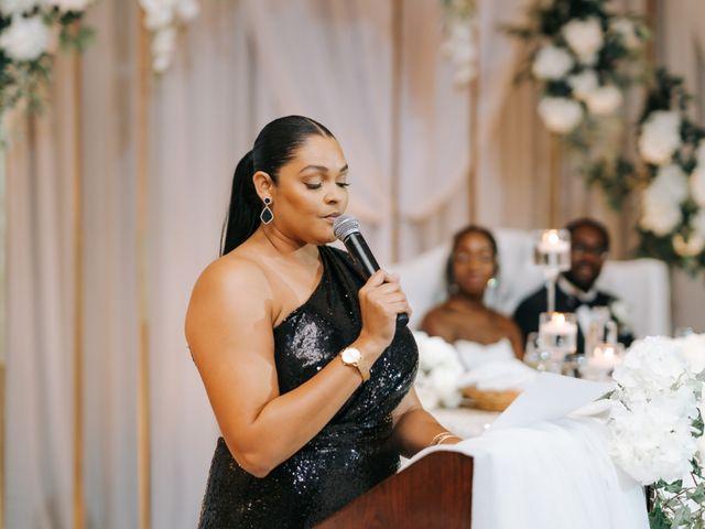 Dwyane and Stephanie's wedding in Toronto, Ontario 178